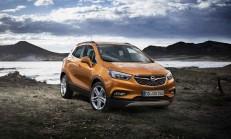 Makyajlanan 2016 Opel Mokka X Özellikleri