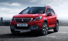 2016 Peugeot 2008 Crossover Güncel Fiyat Listesi