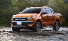 2016 Ford Ranger Güncel Fiyat Listesi