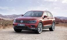 2017 Volkswagen TIGUAN Haziran Fiyat Listesi