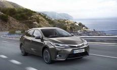 2017 Toyota Corolla Mart Fiyat Listesi