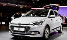 2017 Hyundai i20 Mart Fiyat Listesi