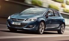 2016 Opel Astra Temmuz Ayı Fiyat Listesi