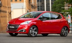 2017 Peugeot 208 Fiyat Listesi