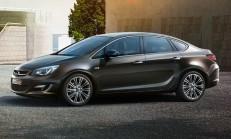2018 Opel Astra Sedan Fiyat Listesi