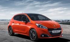 2016 Peugeot 208 Ağustos Ayı Fiyat Listesi