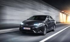 2016 Toyota Avensis Ağustos Ayı Fiyatları