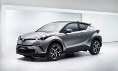2017 Toyota C-HR Fiyat Listesi