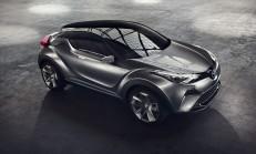 Yeni Toyota C-HR İnceleme