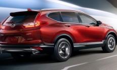 2017 Honda CR-V Tanıtım