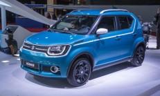 2017 Suzuki Ignis Tanıtımı