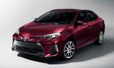 2017 Toyota Corolla Nisan Fiyat Listesi