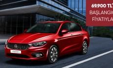 Fiat'tan Çok Cazip 2018 Model Egea Sedan Kampanyası