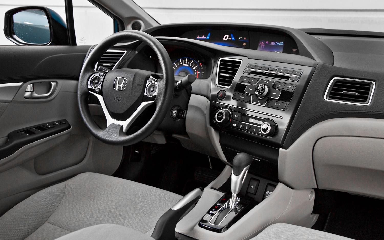 Honda Civic İç Tasarımı