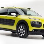 2014 Yeni Citroen C4 Cactus Renk Seçenekleri