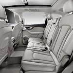 Audi Q7 İç Görünüm