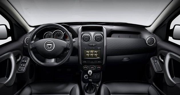 Dacia İç Görünüm