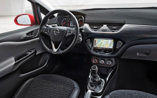 Opel İç Görünüm