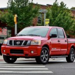 Nissan Titan Özellikleri