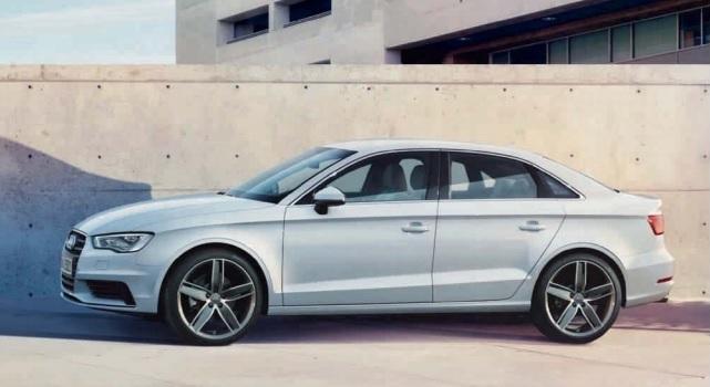 2016 Audi A3 Sedan fiyatlari modelleri
