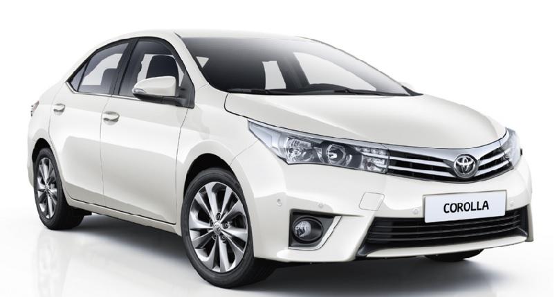 2016 Toyota Corolla Fiyatları Ve Modelleri