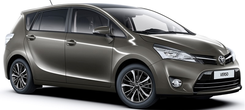 2016 Toyota Verso Modelleri Ve Fiyatlari