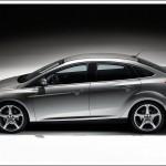 Ford Focus Sedan 1.6 TDCi Titanium