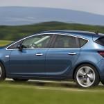 Opel Astra Renk Seçenekleri