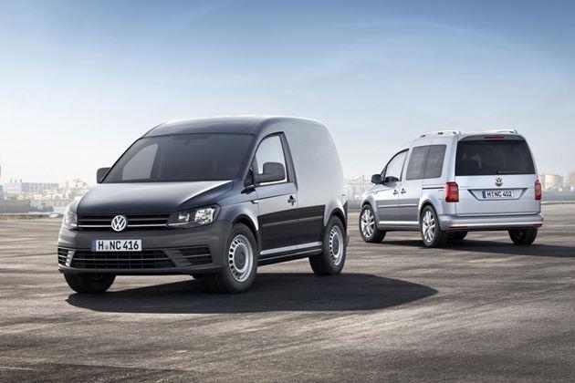 Yeni Volkswagen Caddy 2015