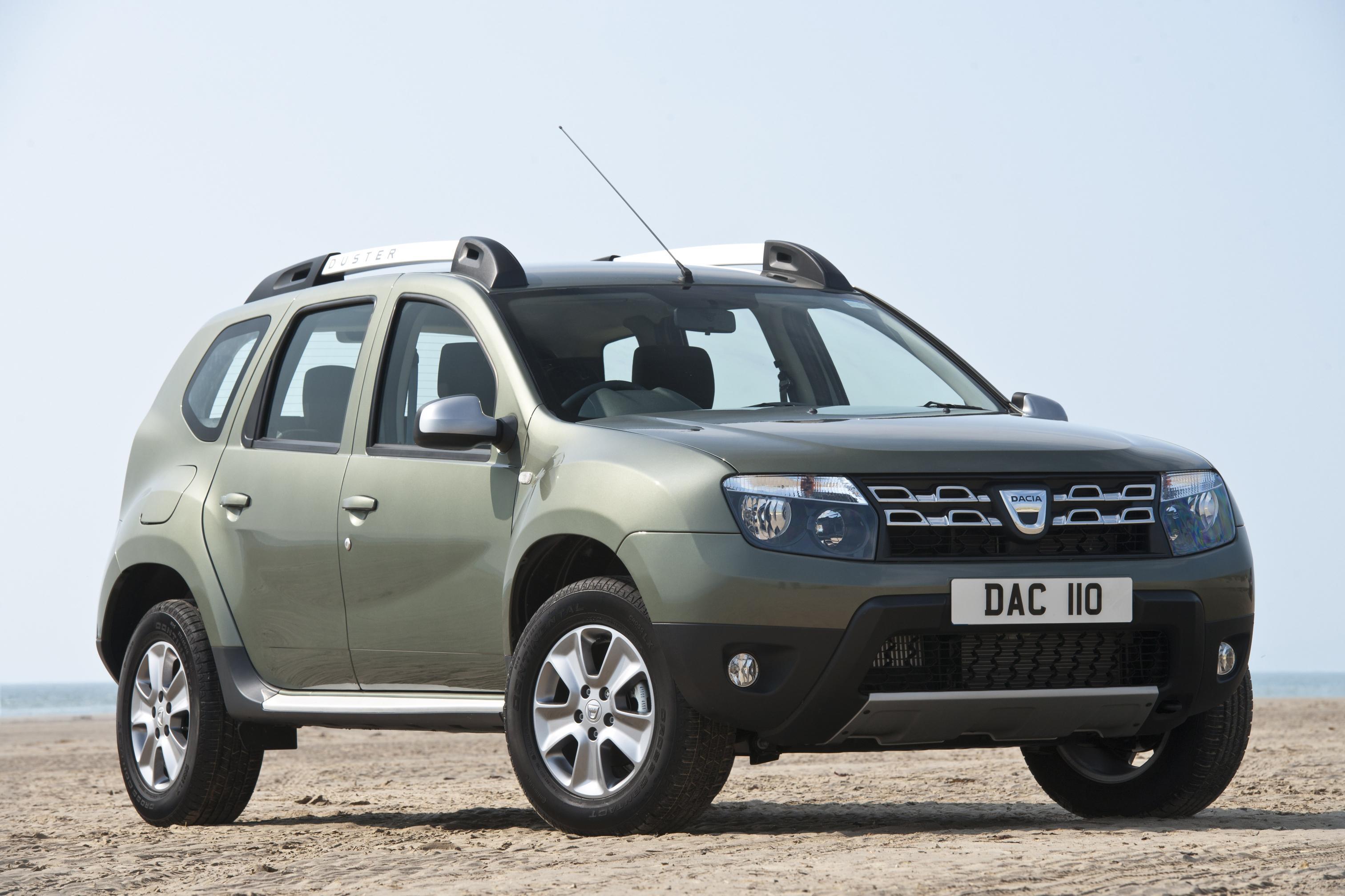 2015 Dacia Duster Avantajları