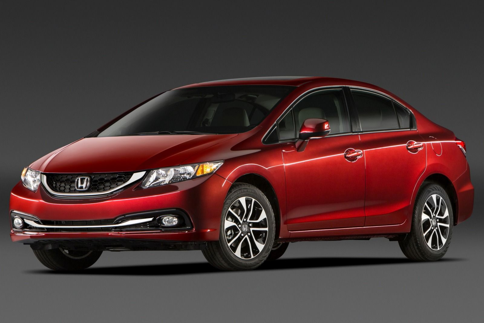 2015 Yenilenen Honda Civic Sedan