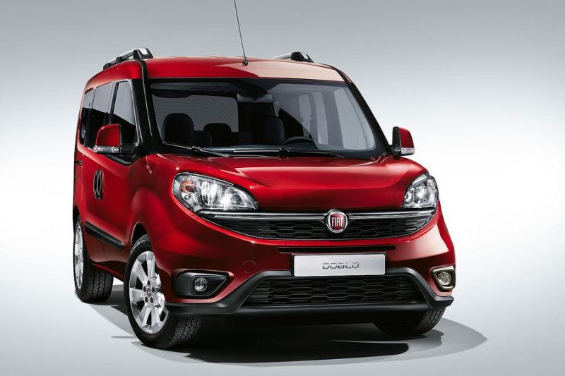 Fiat Doblo Renk Seçenekleri
