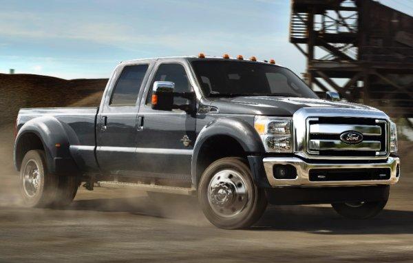 2015 Ford Trucks