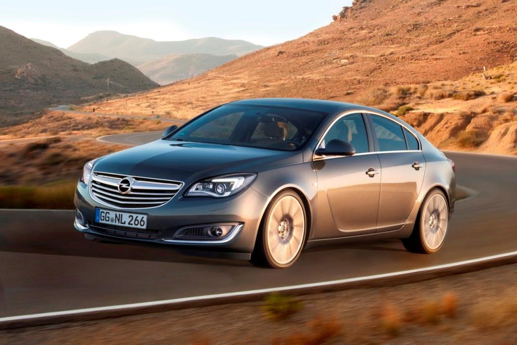 2015 Model Opel İnsignia Kampanyası