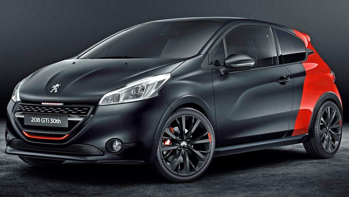 Peugeot GTI Teknik Özellikleri