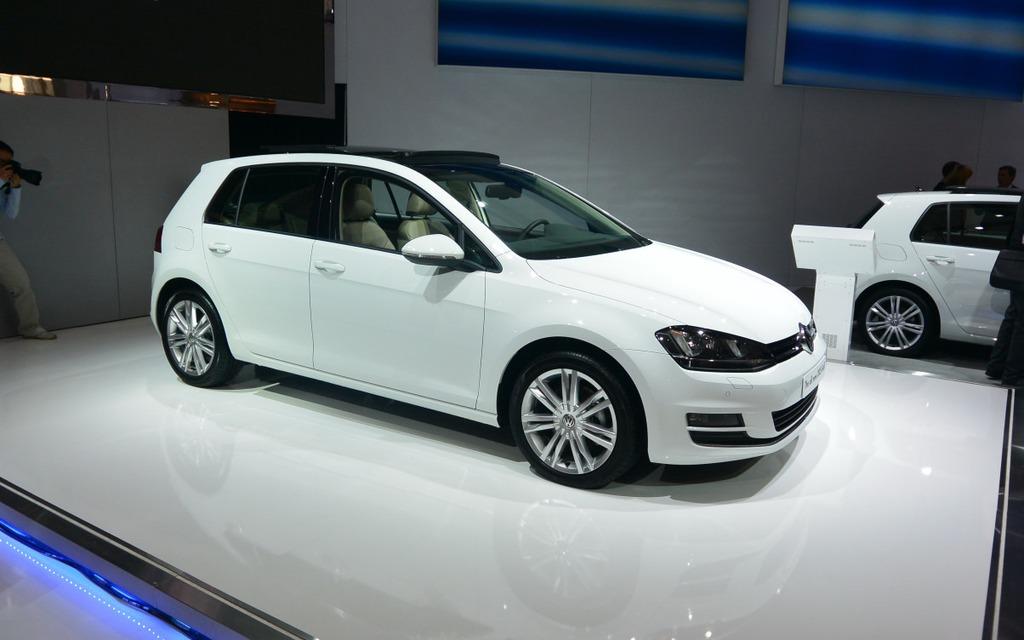 C Segmenti Volkswagen Golf