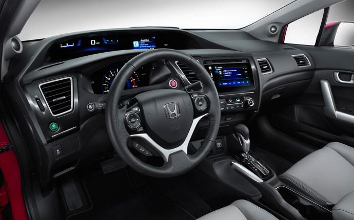2015 Honda Civic İç Tasarım