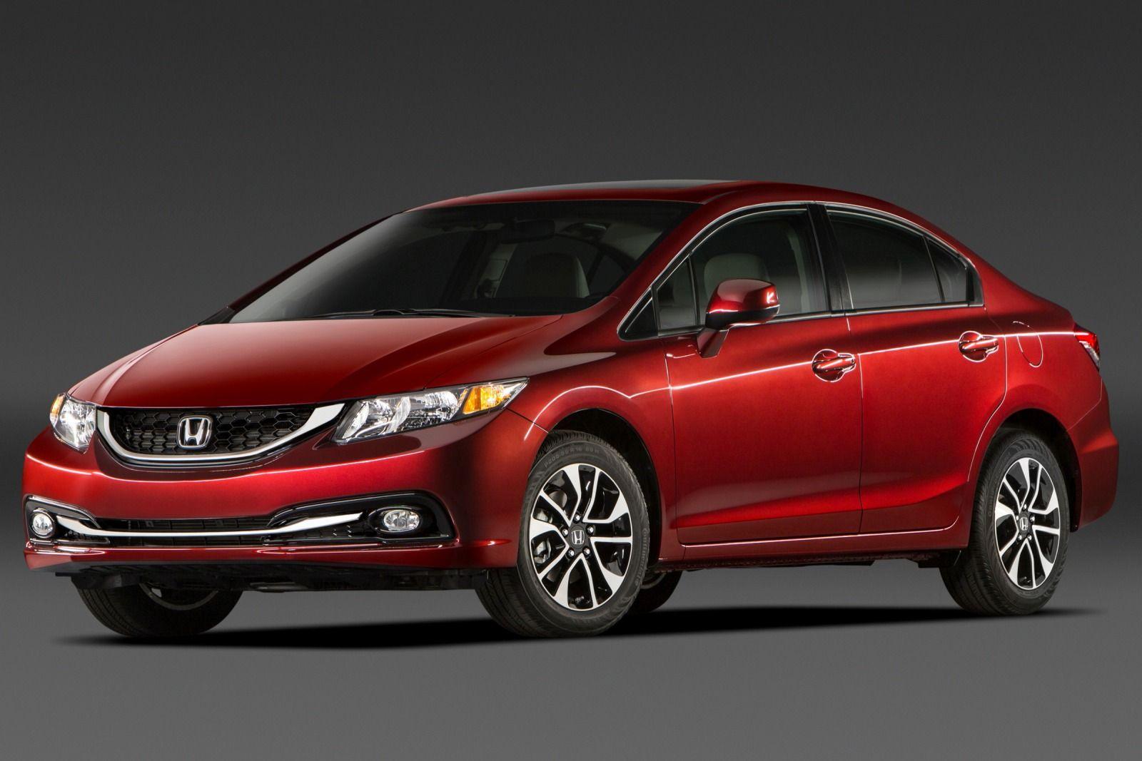 2015 Honda Civic Renk Seçenekleri