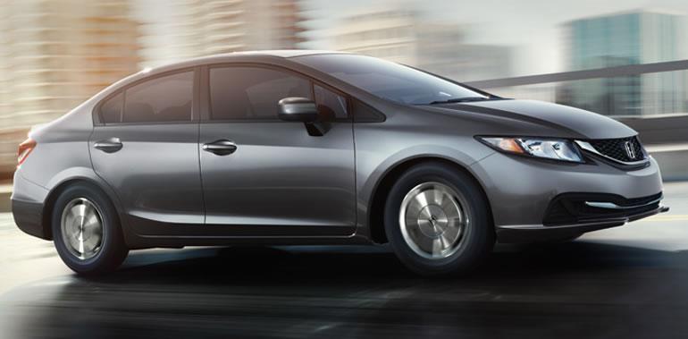 2015 Model Honda Civic