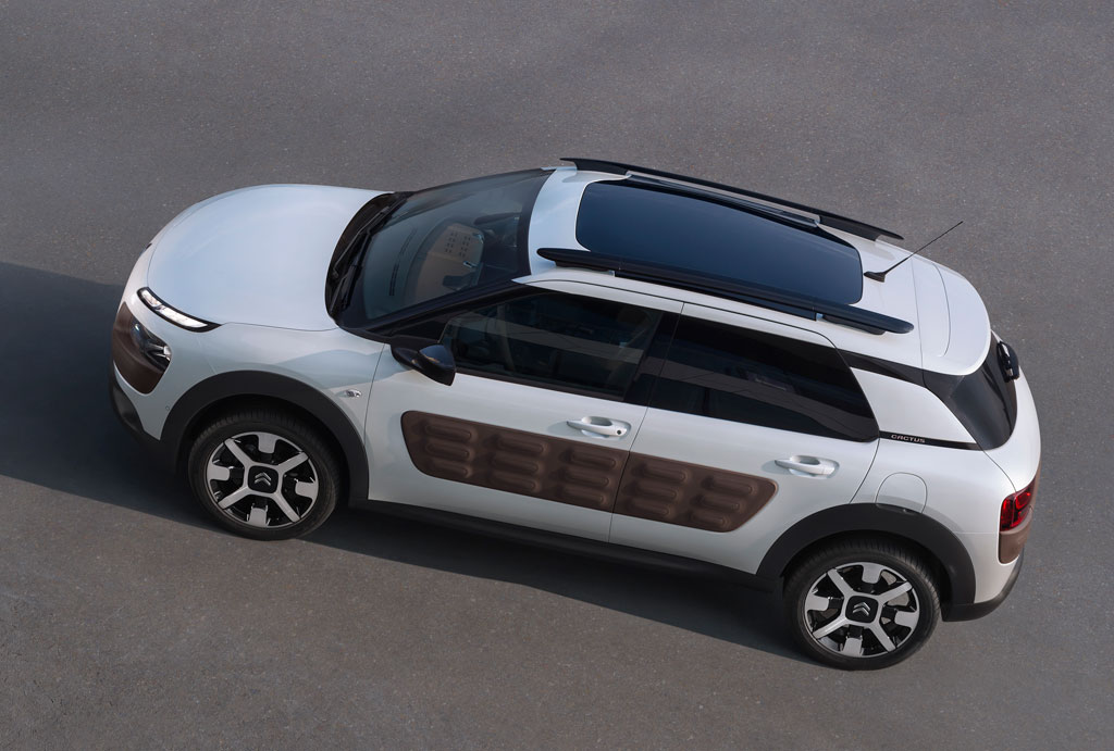 Kompakt SUV Citroen C4 Cactus