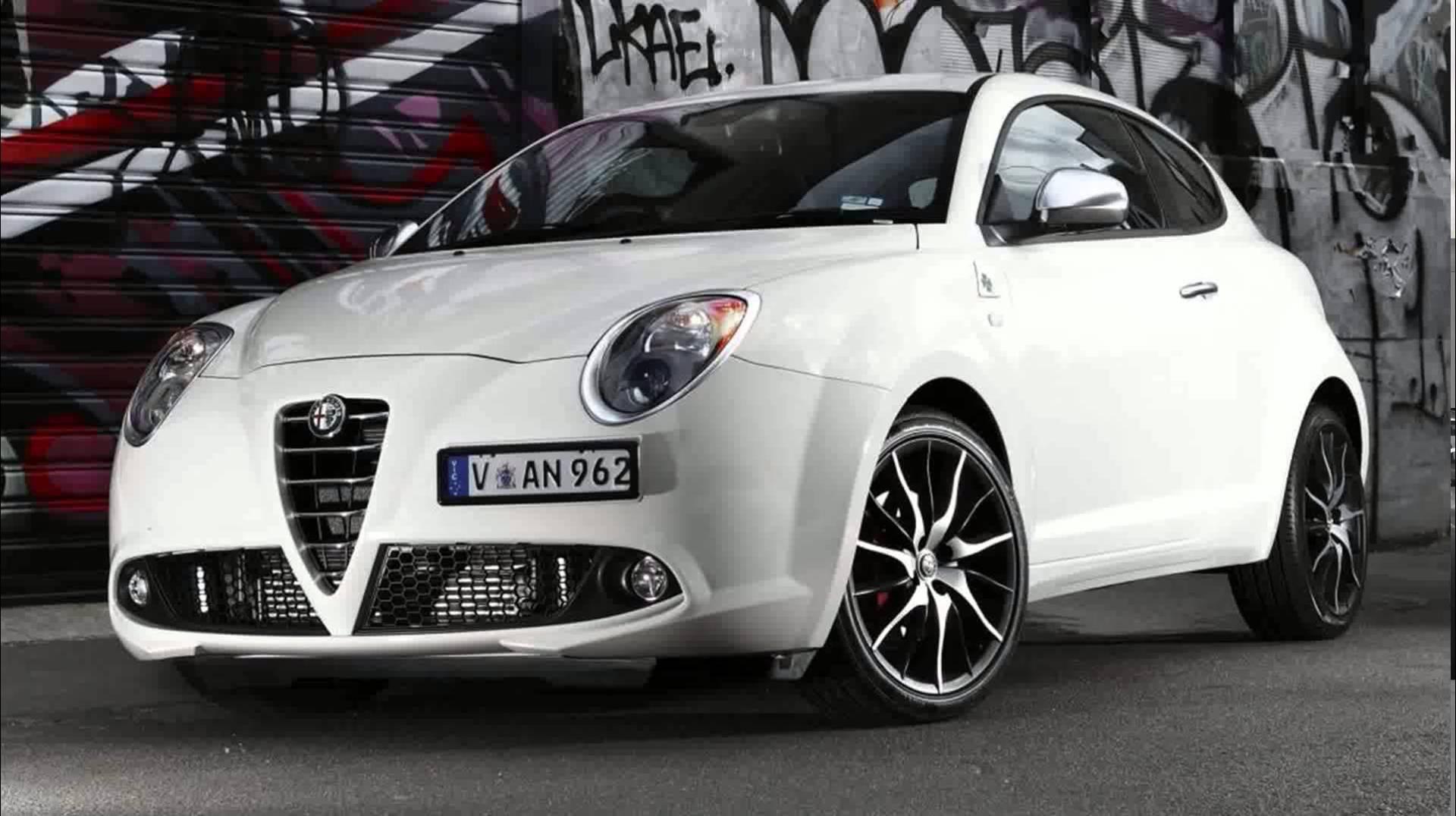 2016 Model Alfa Romeo Mito