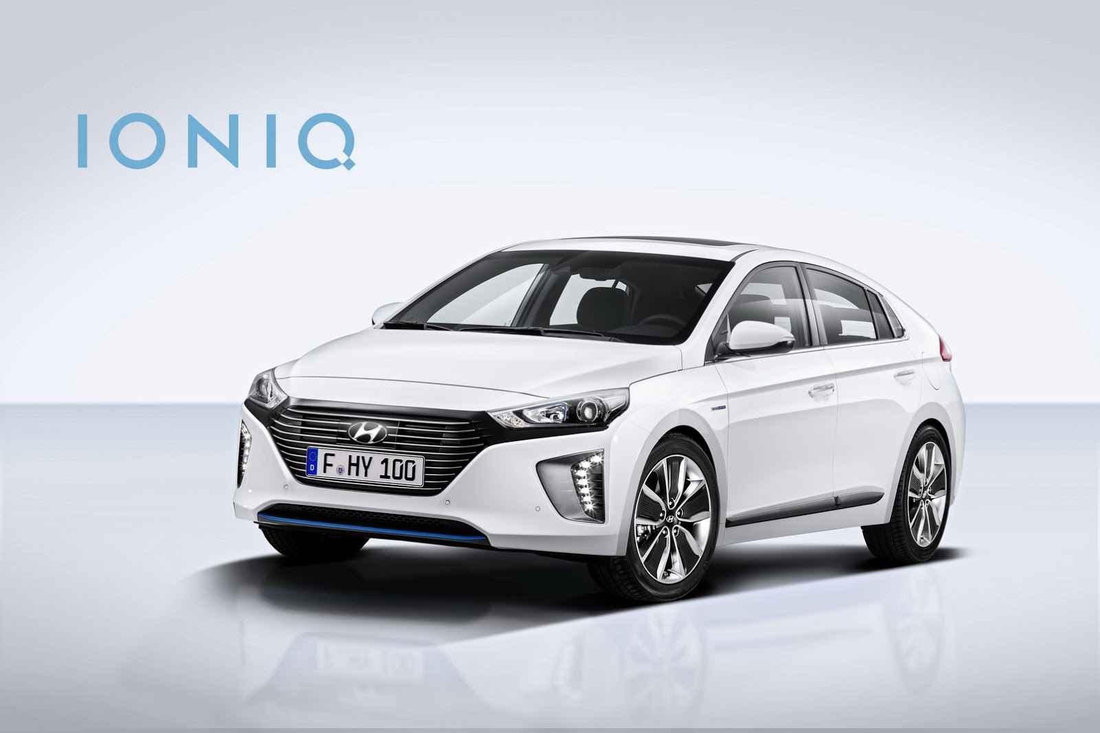 Elektrikli Otomobil Hyundai IONIQ
