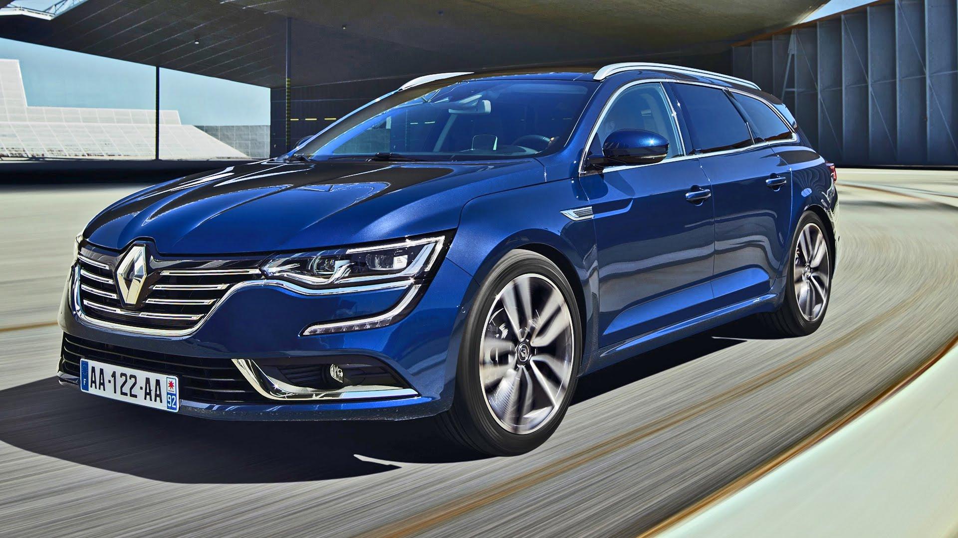 2016 Renault Talisman Renk Seçenekleri