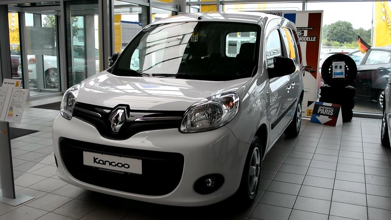 2016 Renault Kangoo Fırsatları
