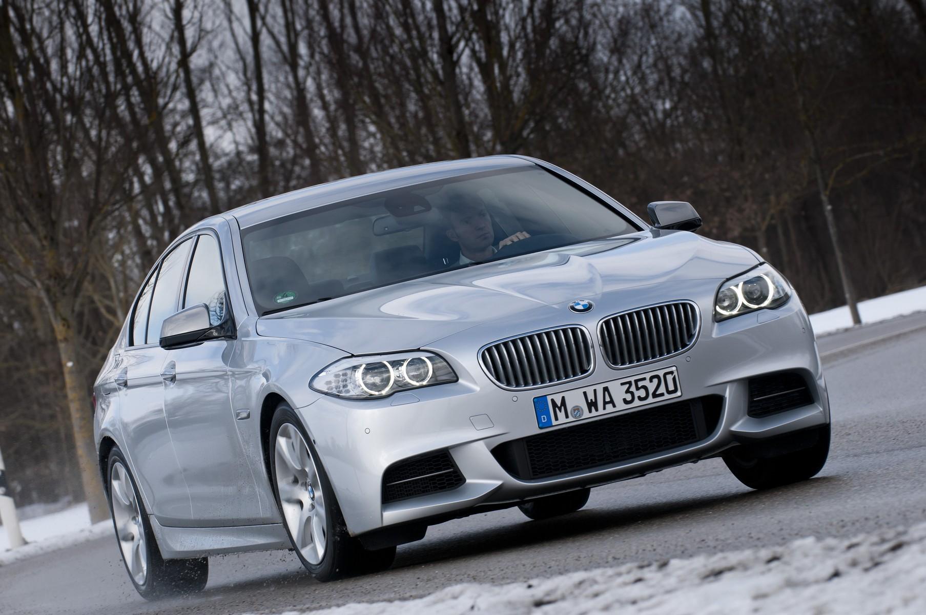 2016 BMW M550d Xdrive