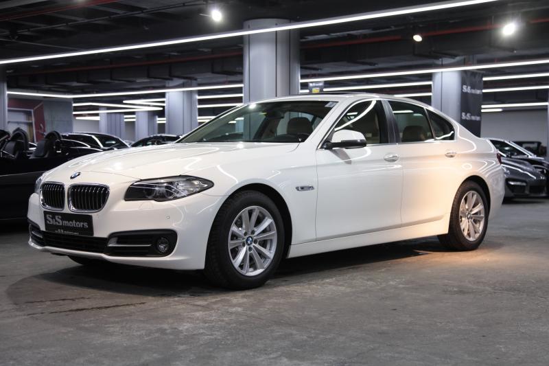 2016 Model BMW 5.20i