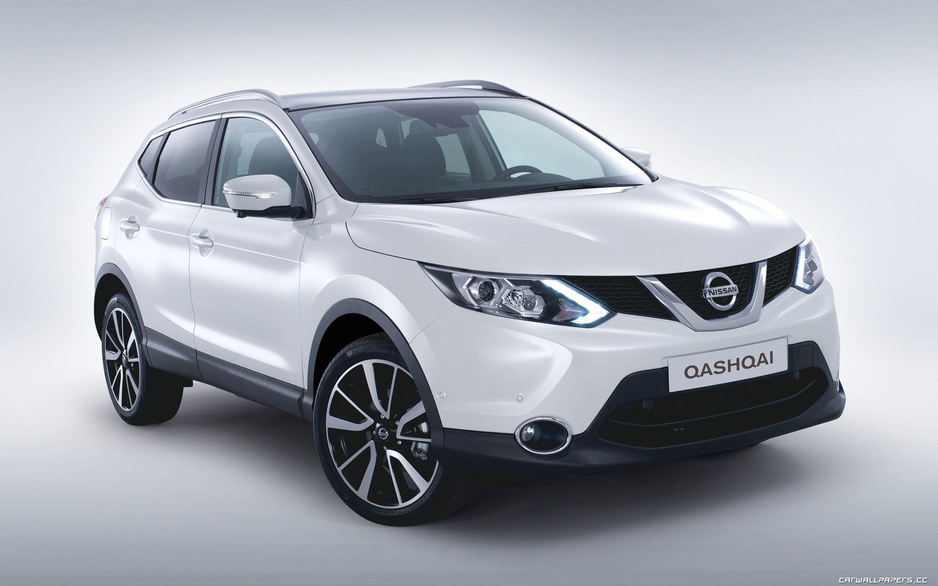 2016 Model Nissan Qashqai