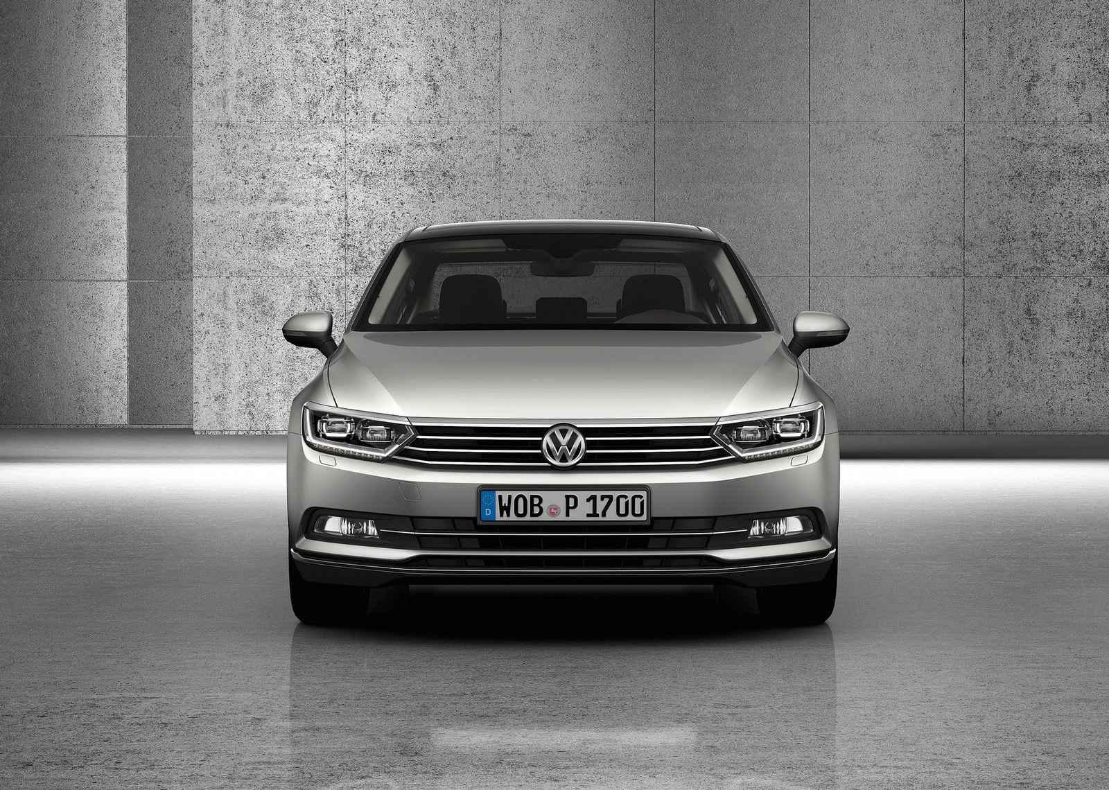D Segmenti Volkswagen Passat