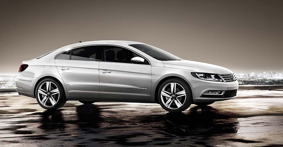 2015 Model Volkswagen CC