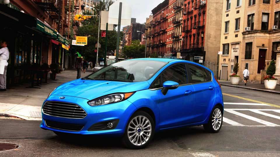2016 Ford Fiesta Renk Seçenekleri